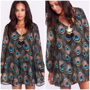 Show Me Your Mumu Donna Michelle Tunic Dress